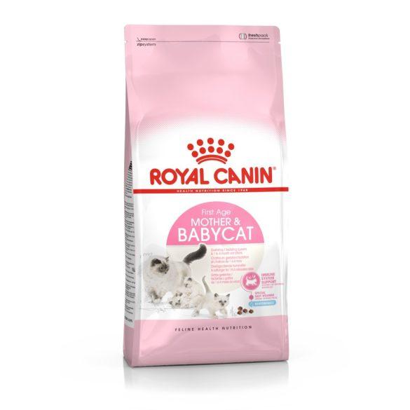 ROYAL CANIN MOTHER & BABYCAT 2kg Macska száraztáp