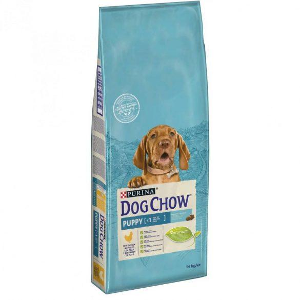 Dog Chow 14kg Puppy Csirke
