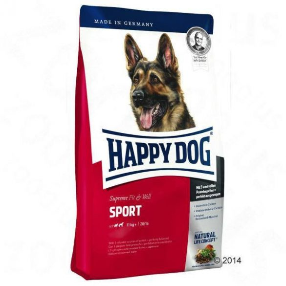 Happy Dog Sport 15kg