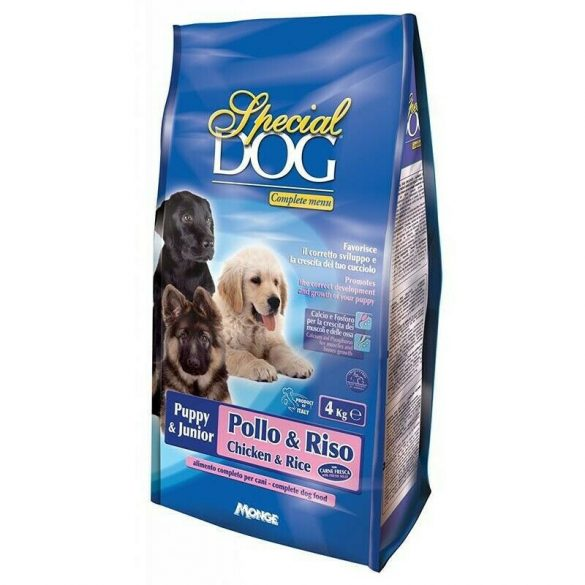 Special Dog 4kg Junior