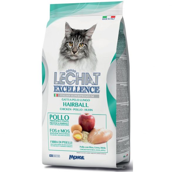 Lechat Excellence 1500g Hairball - csirke