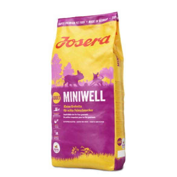 Josera Miniwell 15kg