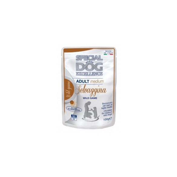 Special Dog Excellence Médium 100g Alutasak Vad
