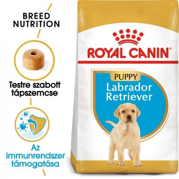 ROYAL CANIN LABRADOR PUPPY 12kg Száraz kutyatáp