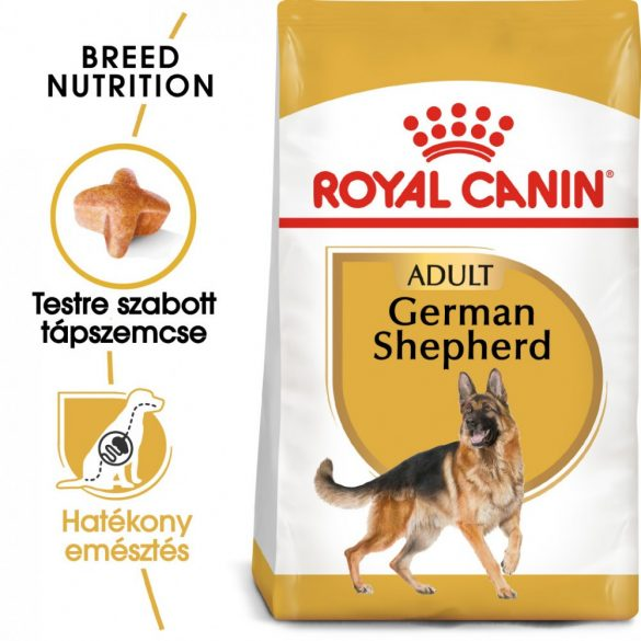 ROYAL CANIN GERMAN SHEPHERD ADULT 3kg Száraz kutyatáp