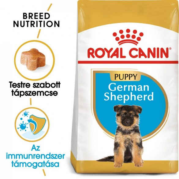 ROYAL CANIN GERMAN SHEPHERD PUPPY 12kg Száraz kutyatáp