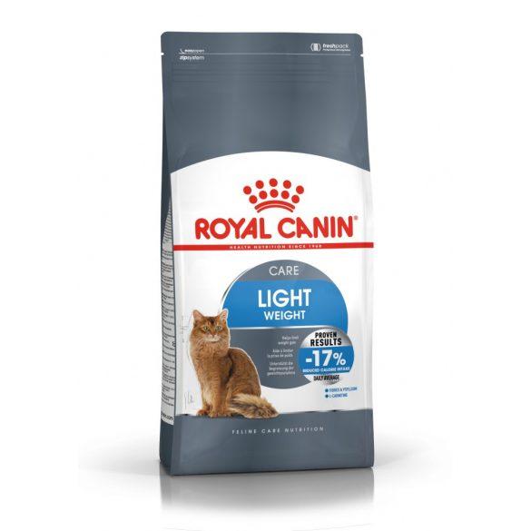 ROYAL CANIN LIGHT WEIGHT CARE 400g Macska száraztáp