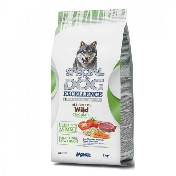 Special Dog Excellence Wild Boar 2kg