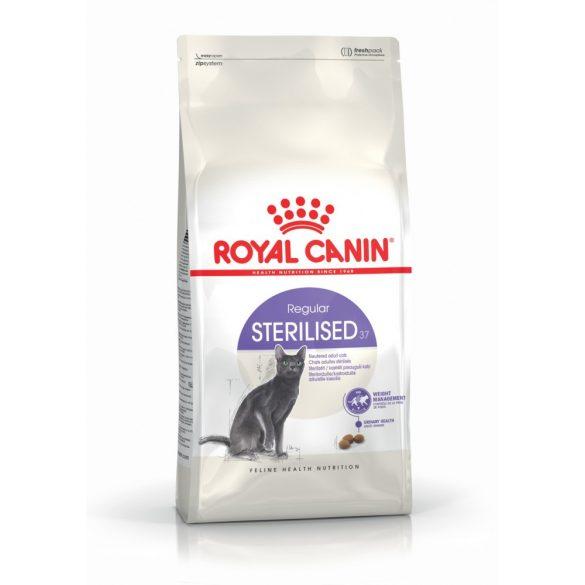 ROYAL CANIN STERILISED 37 400g Macska száraztáp