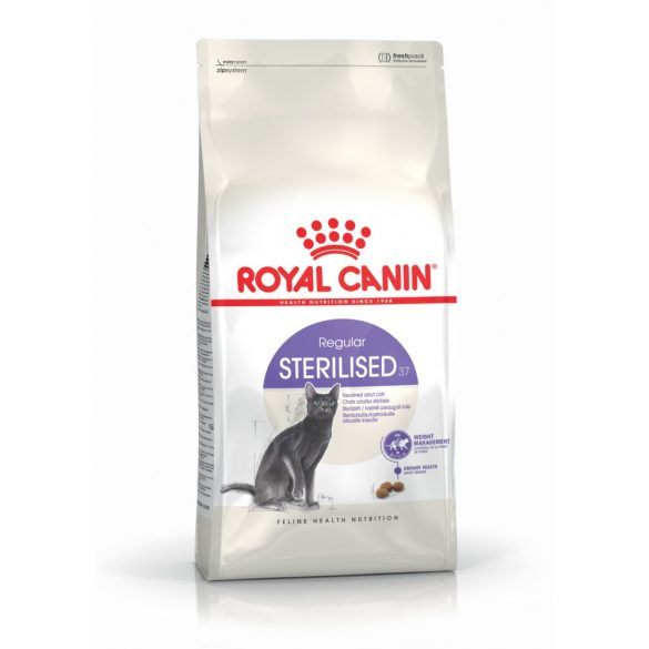 ROYAL CANIN FHN STERILISED 37 (2kg)