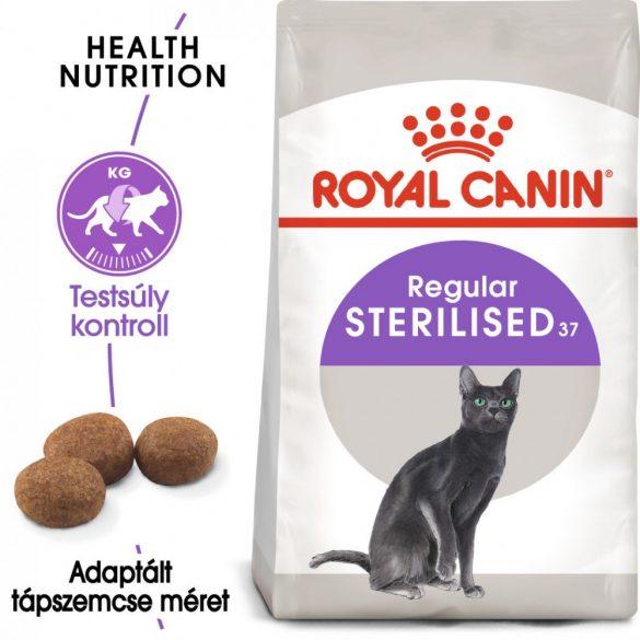 ROYAL CANIN FHN STERILISED 37 (4kg)