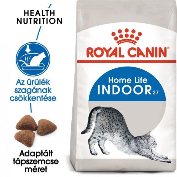 ROYAL CANIN INDOOR 27 400g Macska száraztáp