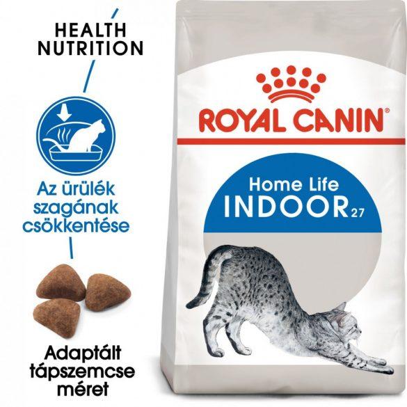 ROYAL CANIN INDOOR 27 2kg Macska száraztáp