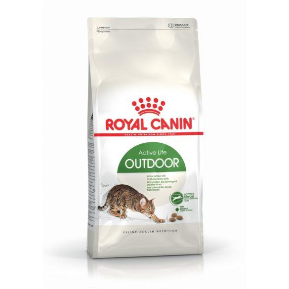 ROYAL CANIN OUTDOOR 30 400g Macska száraztáp