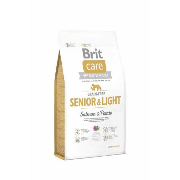 Brit Care Senior Salmon 12kg