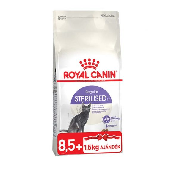 Royal Canin Sterilised 8,5+1,5kg