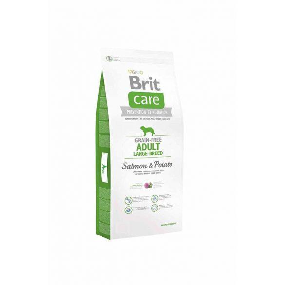 Brit Care Grain-free Adult Large (Salmon & Potato) 12kg