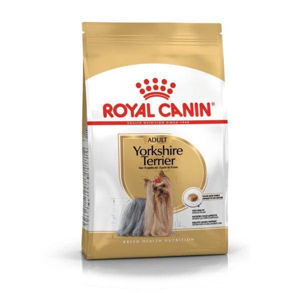 ROYAL CANIN YORKSHIRE TERRIER ADULT 7,5kg Száraz kutyatáp