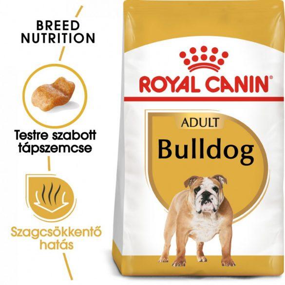 ROYAL CANIN BULLDOG ADULT 12kg Száraz kutyatáp