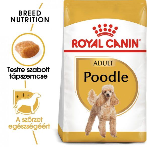 ROYAL CANIN POODLE ADULT 7,5kg Száraz kutyatáp