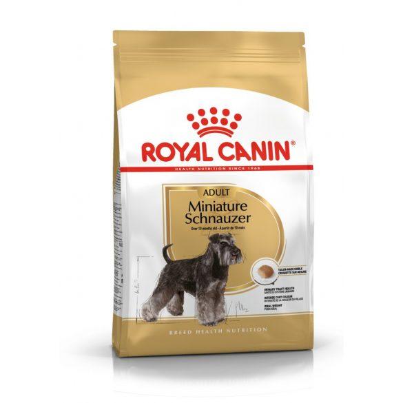 ROYAL CANIN MINIATURE SCHNAUZER 3kg Száraz kutyatáp