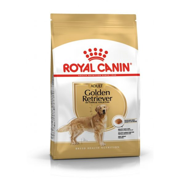 ROYAL CANIN GOLDEN RETRIEVER ADULT 3kg Száraz kutyatáp