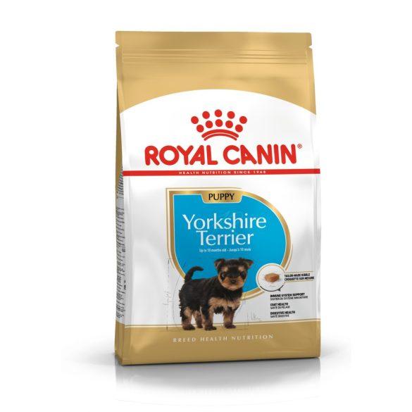 ROYAL CANIN YORKSHIRE TERRIER PUPPY 1,5kg Száraz kutyatáp
