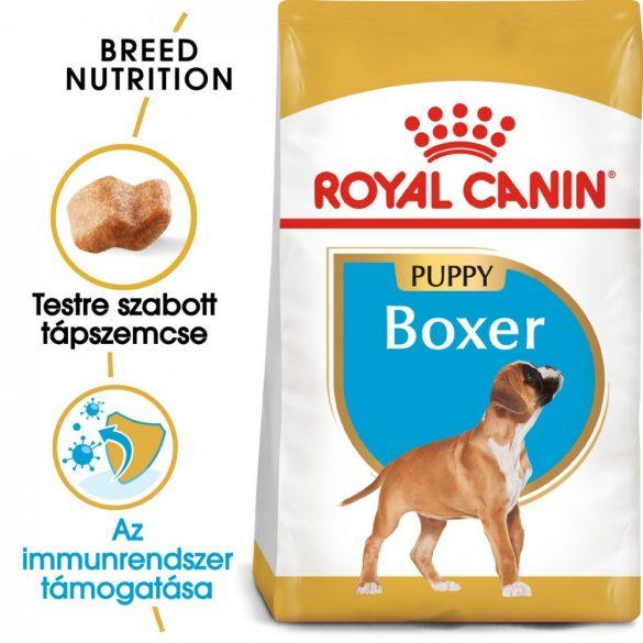 ROYAL CANIN BOXER PUPPY 3kg Száraz kutyatáp