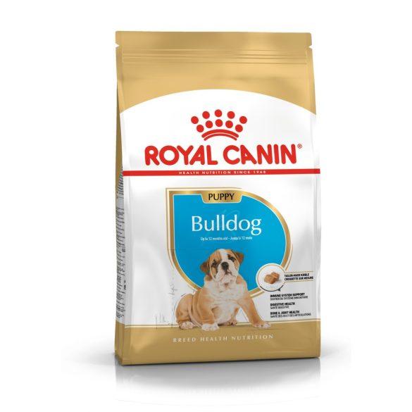 ROYAL CANIN BULLDOG PUPPY 3kg Száraz kutyatáp