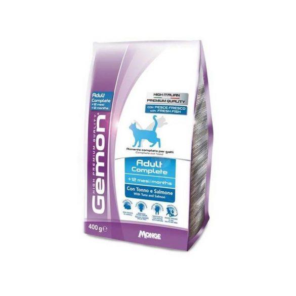 Gemon Cat 400g száraz Adult tonhal + lazac