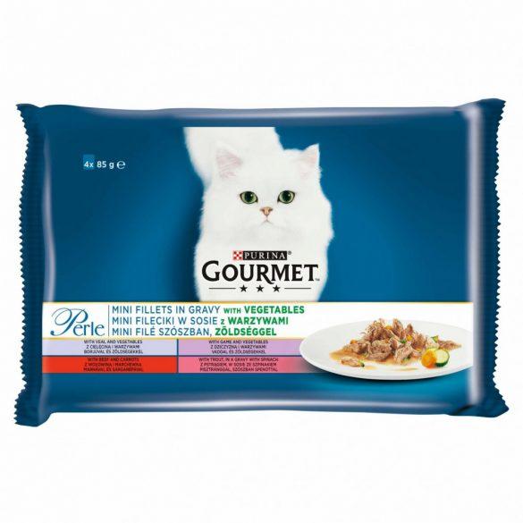 Gourmet Perle 4x85g Marha