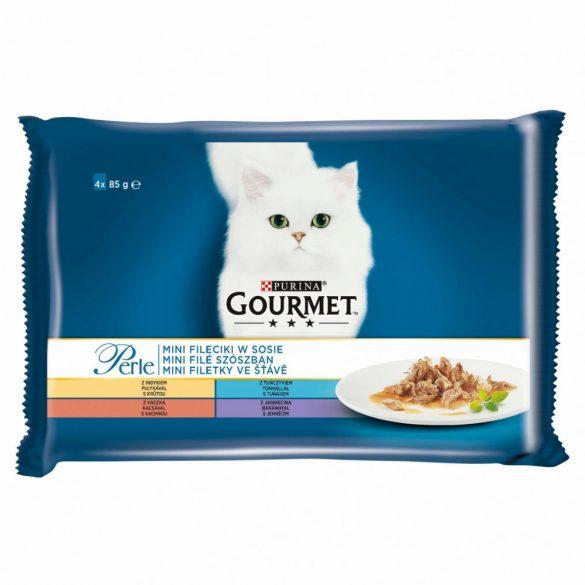 Gourmet Perle 4x85g Kacsa