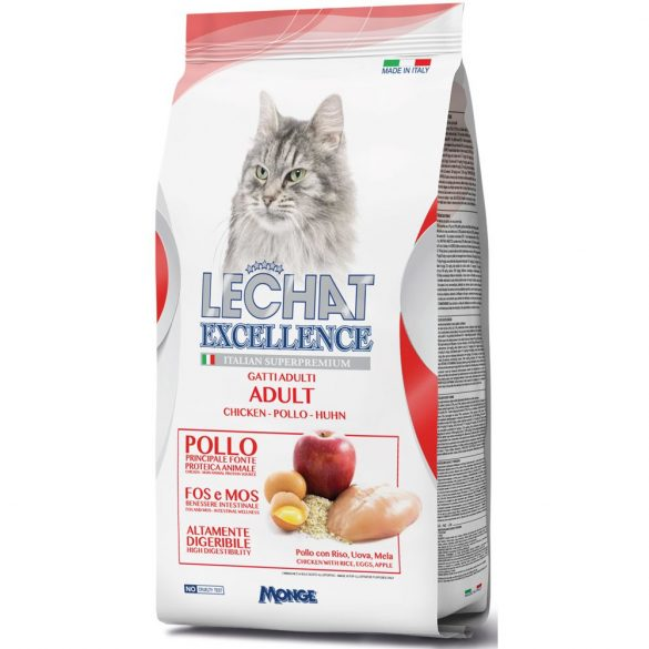 Lechat Excellence 1500g Adult - csirke