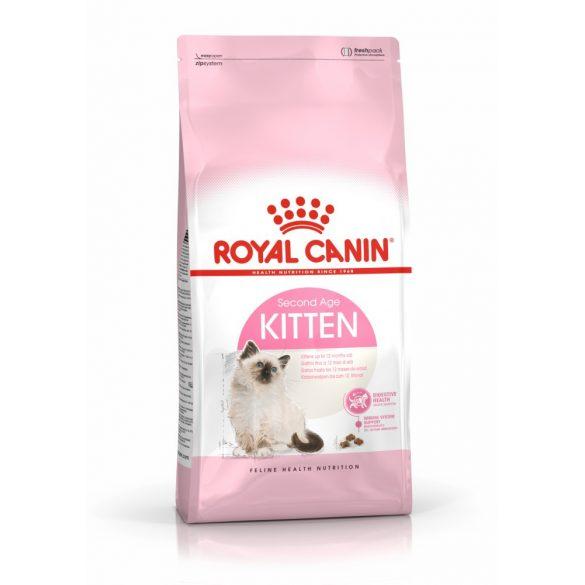 ROYAL CANIN KITTEN 2kg Macska száraztáp