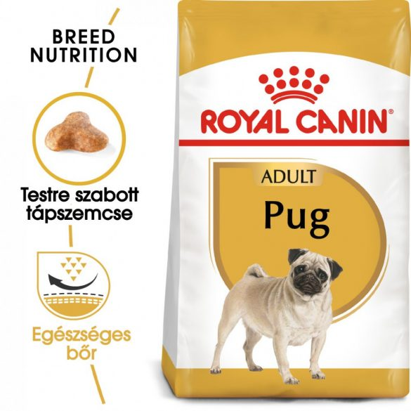 ROYAL CANIN PUG ADULT 1,5kg Száraz kutyatáp