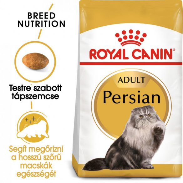 ROYAL CANIN PERSIAN ADULT 400g Macska száraztáp