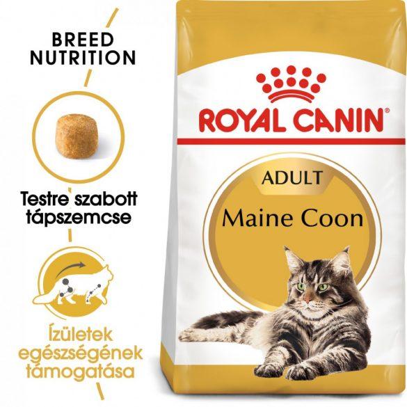 ROYAL CANIN MAINE COON ADULT 4kg Macska száraztáp