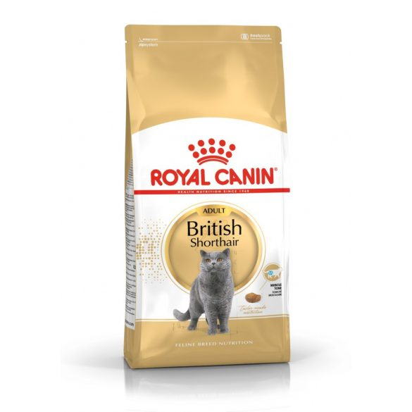 ROYAL CANIN FBN BRITISH SHORTHAIR ADULT (4kg)