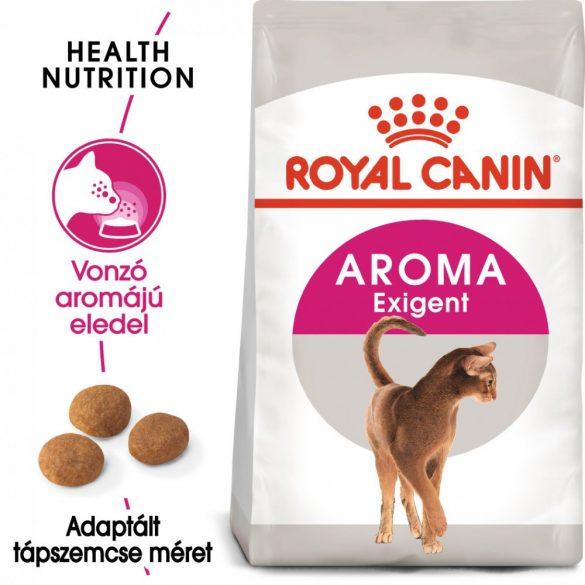 ROYAL CANIN AROMA EXIGENT 33 2kg Macska száraztáp