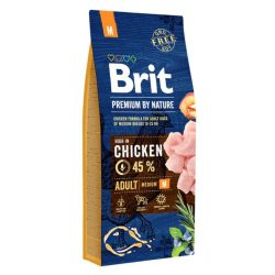Brit Prémium Adult Médium 15+3kg