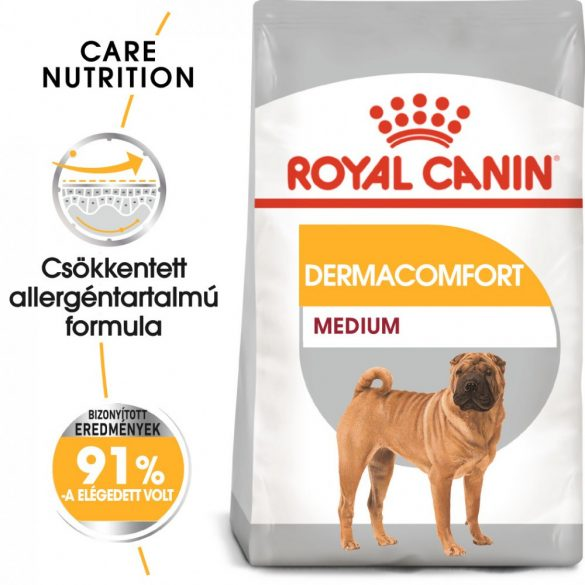 ROYAL CANIN CCN MEDIUM DERMACOMFORT (10kg)