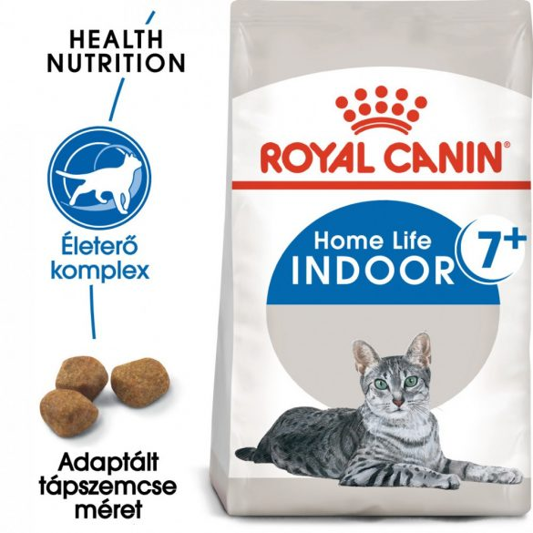 ROYAL CANIN FHN INDOOR 7+ (0,4kg)