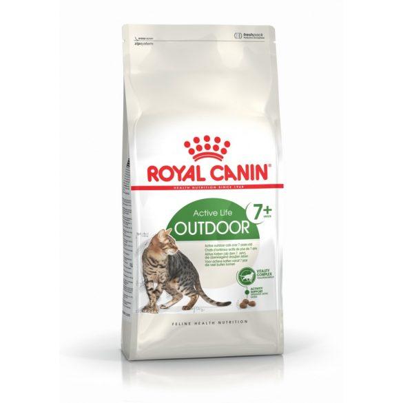 ROYAL CANIN OUTDOOR 7+ 2kg Macska száraztáp