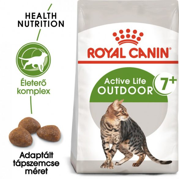 ROYAL CANIN FHN OUTDOOR 7+ (2kg)