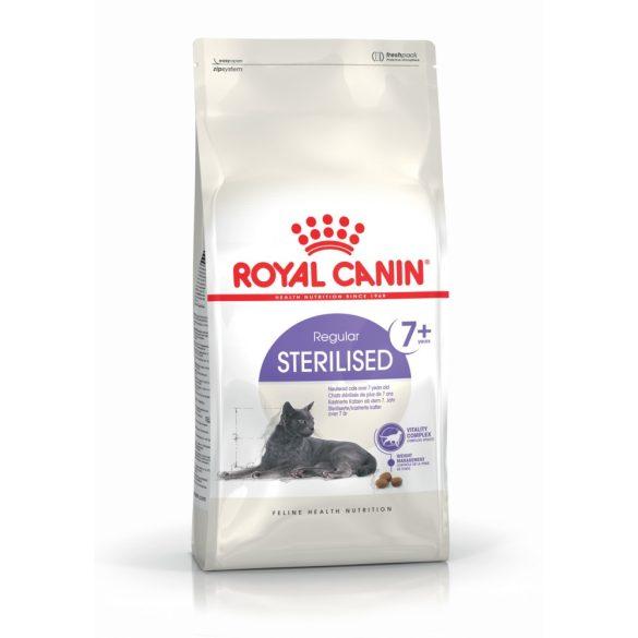 ROYAL CANIN STERILISED 7+ 400g Macska száraztáp