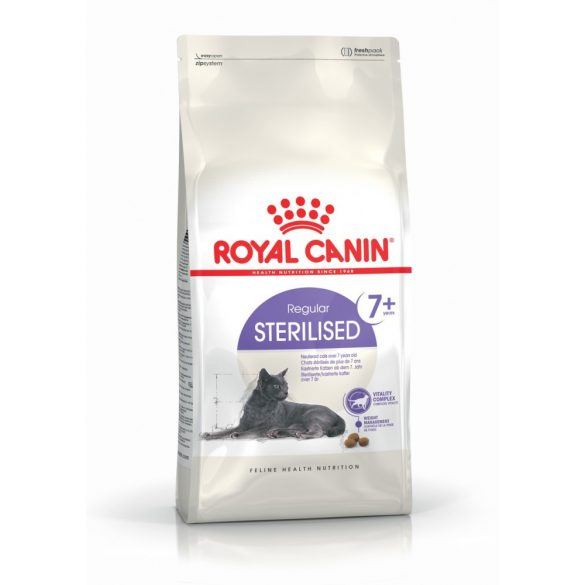 ROYAL CANIN FHN STERILISED 7+ (3,5kg)