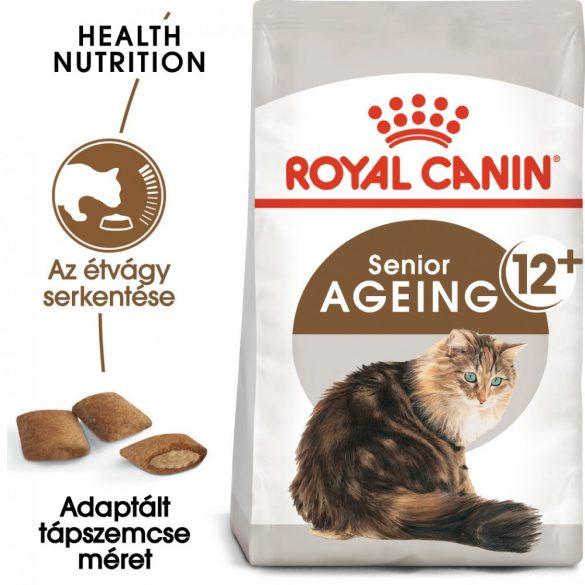 ROYAL CANIN AGEING 12+ 4kg Macska száraztáp