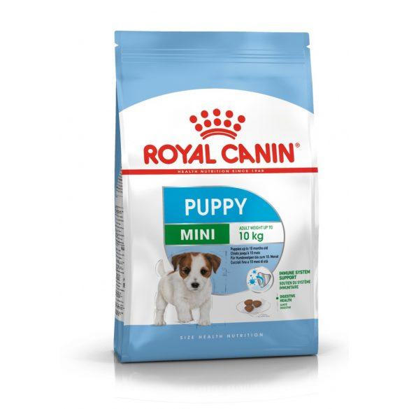 ROYAL CANIN MINI 1-10 kg PUPPY 4kg Száraz kutyatáp