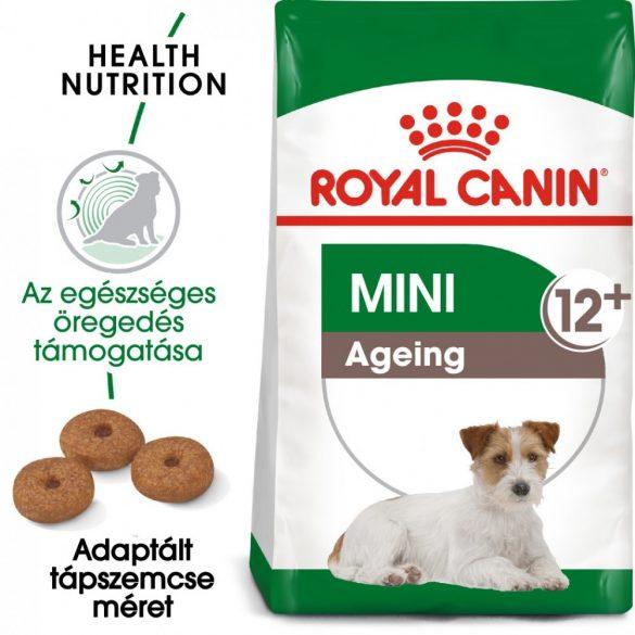 ROYAL CANIN MINI AGEING 12+ 1,5kg Száraz kutyatáp