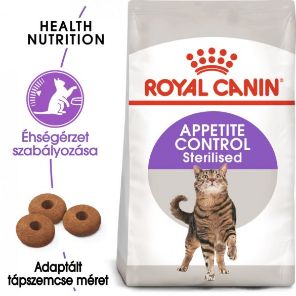 ROYAL CANIN FHN STERILISED APPETITE CONTROL (4kg)